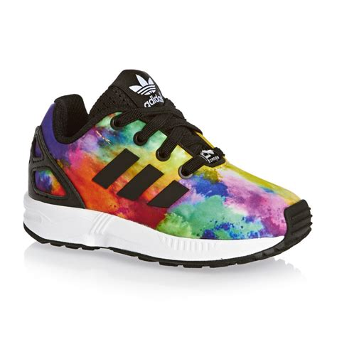 adidas zx flux patterned trainers adidas originals trainers adidas originals zx flux el i