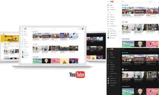 how to get new youtube homepage design right now askvg youtube unveils new desktop site with a simpler design