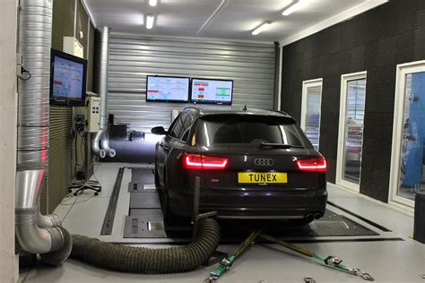 Chiptuning Audi A6 by Chiptuning Audi A6 2 0 Tfsi 180pk Tunex