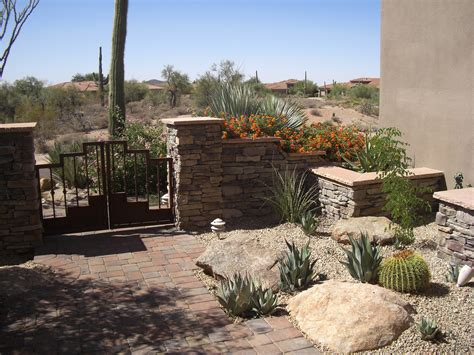 saving money on your desert landscaping arizona landscape