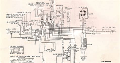 1982 honda ct70 wiring diagram ct free printable
