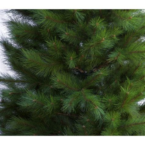artificial christmas tree nz pure pine 7 6ft green