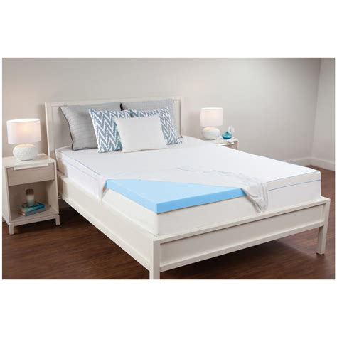 Posturepedic Mattress Topper by Sealy 174 2 5 Quot Memory Foam Mattress Topper 608323 Mattress