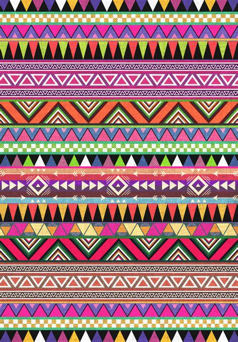 aztec pattern we heart it aztec pattern tumblr by nyimas firda a we heart it