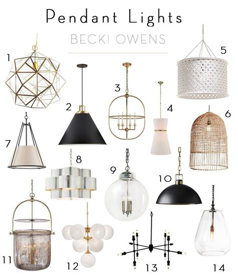 hicks pendant knockoff becki owens pendant light roundup today the blog quickly
