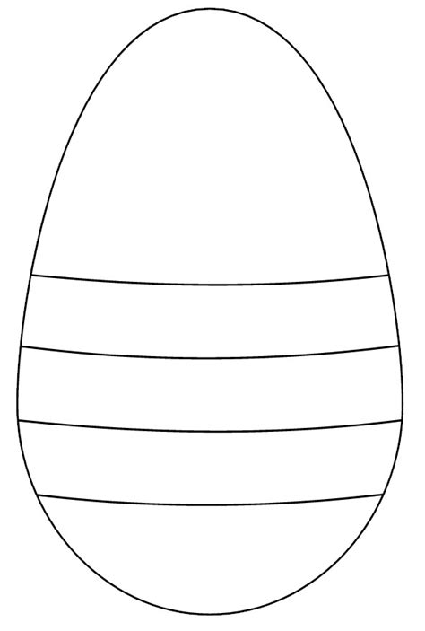 pattern for egg shape colorful tissue paper easter egg