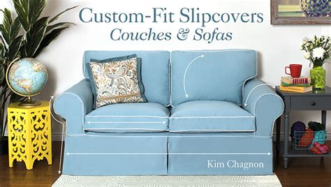 Custom Fit Slipcovers Couches Sofas Jo Ann