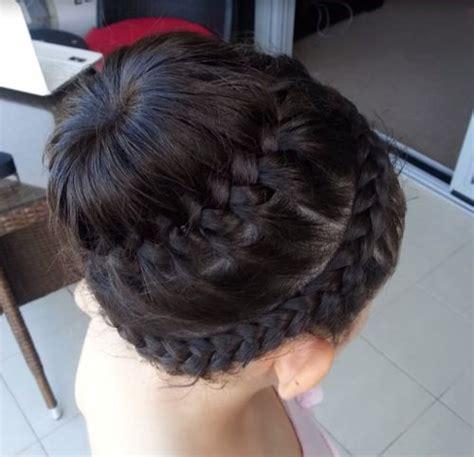 como hacer peinados de trenzas para ninas c 243 mo escoger el mejor peinado para ni 241 as