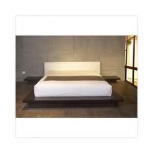 zen bedroom set dg casa zen king bedroom set in wenge walmart