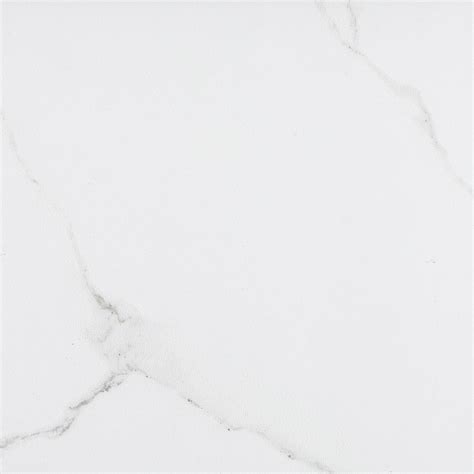 shop style selections calacatta white porcelain floor and