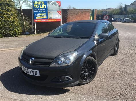 vauxhall astra vxr modified 2006 55 vauxhall astra sxi sport vxr replica modified