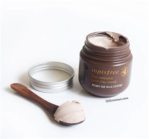 Volcanic Pore Clay Mask innisfree jeju volcanic pore clay mask review reviews