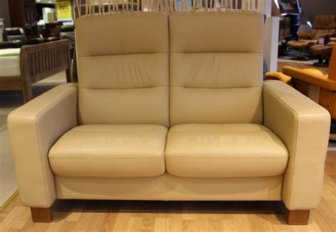 stressless wave high back sofa stressless wave high back two seater sofa jarrold norwich