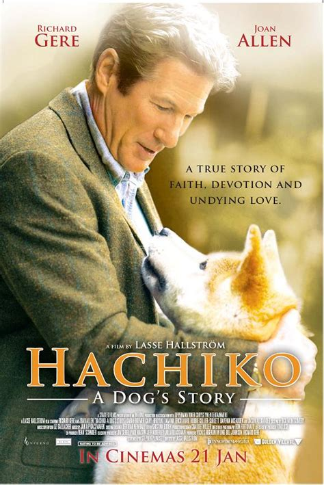 The Clock Monkey - a YA blog: Hachiko: A Dog's Story [Film ... Hachiko Movie Summary