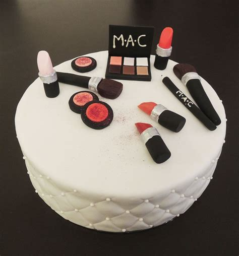 gateau maquillage   cake fab cakes pinterest cakes   cake