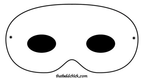 duck mask printable