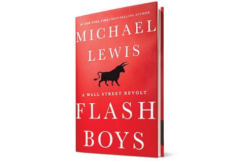 flash boys a wall street revolt home