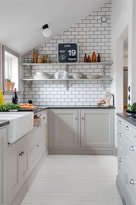 cocinas de estilo nordico home design small kitchen