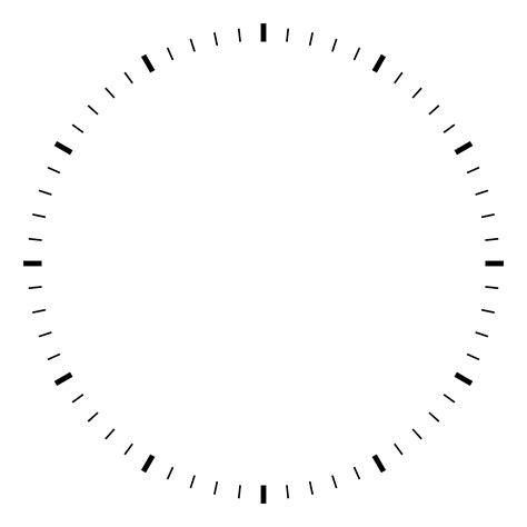 template clock vector clock templates cliparts co