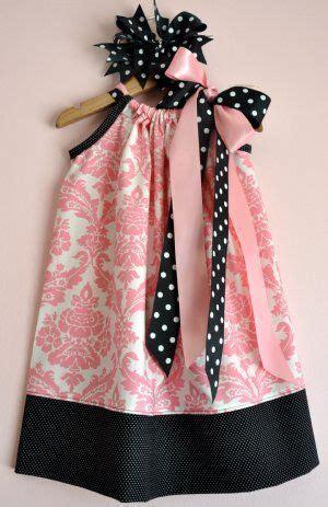 Avega Dress light pink damask black pillowcase dress makes me