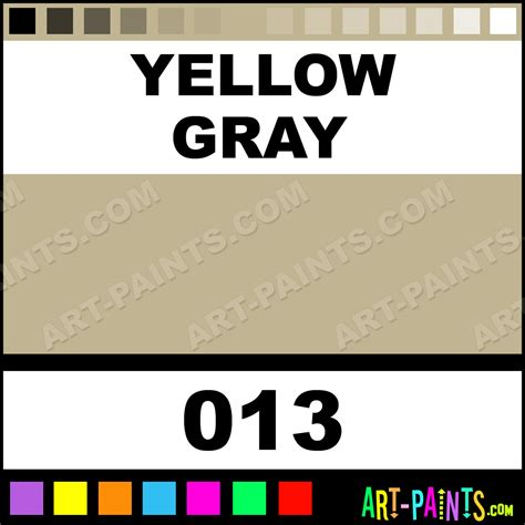 yellow gray pastel paints 013 yellow gray paint yellow gray color sennelier paint