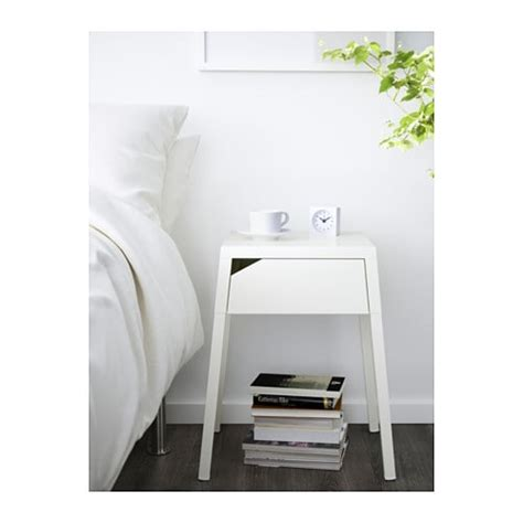 lade riciclo selje nachtkastje wit ikea