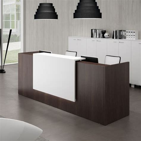Modern Office Reception Desk Reception Desks Contemporary And Modern Office Furniture The Spine Remodel
