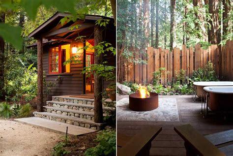 big sur cabin big sur cabin at glen oaks big sur california