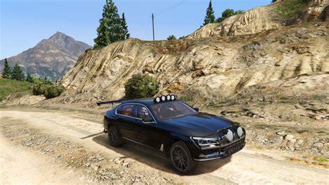 Grand Theft Auto 5 Rally Car by Grand Theft Auto 5 Quot Bmw 750li Rally Raid 2016 7 Series