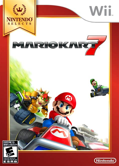 painting for wii image mario kart 7 wii box png fantendo nintendo