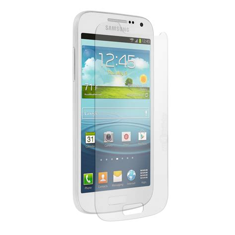 Temered Glass Mini callmate premium tempered glass screen protector for samsung s3 mini i8190