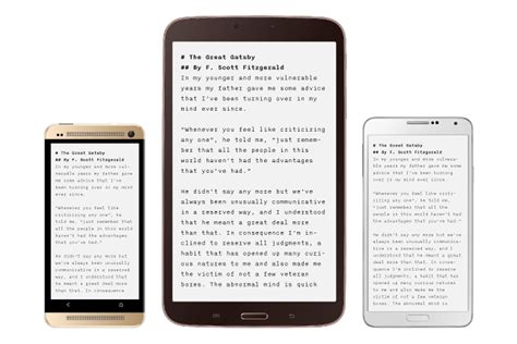 minimalist text editor minimalist text editor ia writer launches on android the