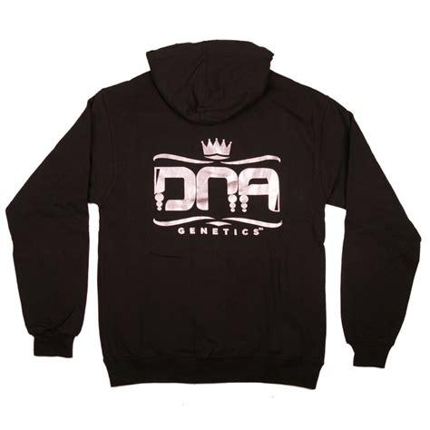 Hoodie Logo Army Roffico Cloth dna army dna genetics clothing dna genetics merchandise