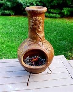 chiminea on porch 23 best chiminea images on bar grill garden