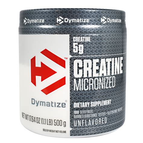 Dymatize Creatine Monohydrate Micronized 100 Gram Eceran dymatize creatine micronized discount sport nutrition sportsupplements
