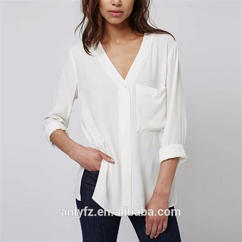 Hv 146898 Sofie Blouse Maroon white casual blouse clothing