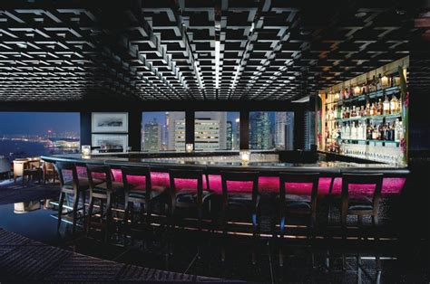 Top Bars In Hong Kong by M Bar Mandarin Hong Kong