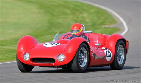 Maserati Tipo 61 Birdcage by 1960 Maserati Tipo 61 Birdcage Review Supercars Net