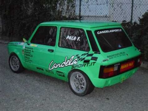 candela sport 112 abarth powered by candela sport pilota franco pala
