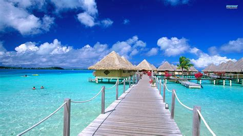 Bora Bora ? Mystically Beautiful
