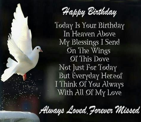 Birthday In Heaven Quotes Angel In Heaven Birthday Quotes Quotesgram
