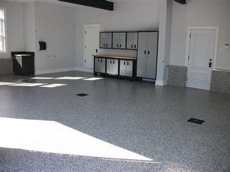 benefits of a garage floor coating