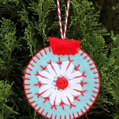 Ornaments Handmade Crafts - handmade ornaments tip junkie