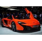 2018 McLaren 650S Replacement  We Are Waiting Geneva 2017