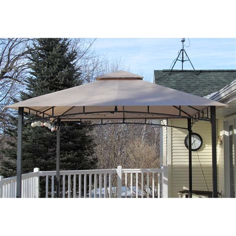 Backyard Creations Gazebo Reviews Backyard Creations Replacement Canopy 2017 2018 Best