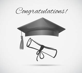 congratulation graduation card template graduation vectors photos and psd files free