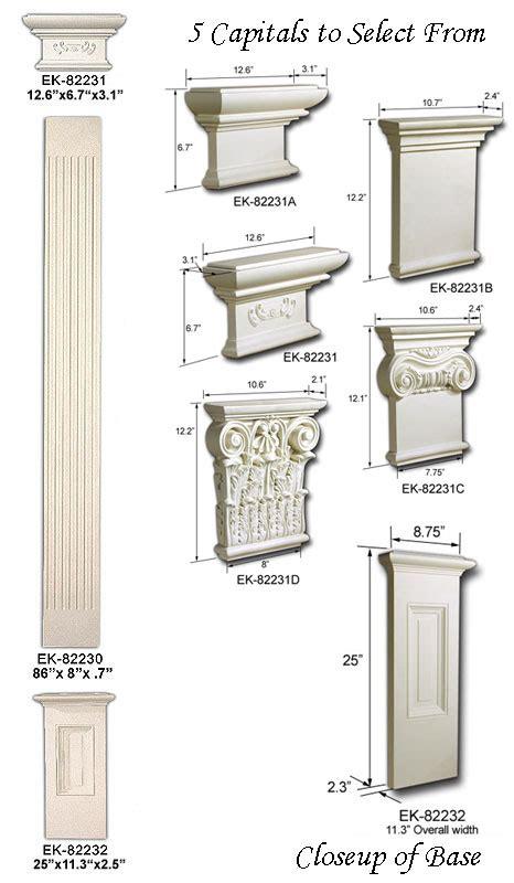 Victorian Kitchen Design Ideas Full Half And Flat Columns At Wishihadthat Com