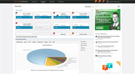 Spiceworks Service Desk by Spiceworks Pricing Reviews Alternatives And Competitor