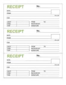 Rent Book Template by 10 Free Rent Receipt Templates