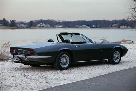 1969 Maserati Ghibli by 1969 Maserati Ghibli